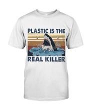 Plastic Is The Real Killer Classic T-Shirt thumbnail