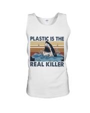 Plastic Is The Real Killer Unisex Tank thumbnail