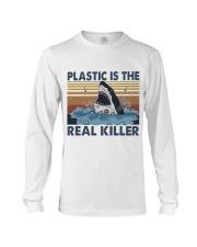 Plastic Is The Real Killer Long Sleeve Tee thumbnail