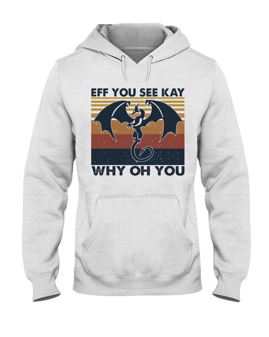 Eff You See Key Hooded Sweatshirt