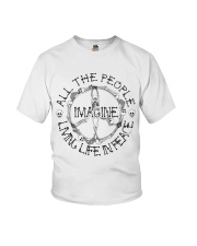 Imagine All The People Youth T-Shirt thumbnail