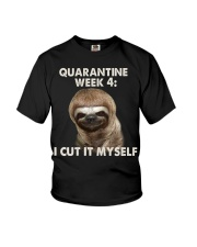 Quarantine Week 4 Youth T-Shirt thumbnail