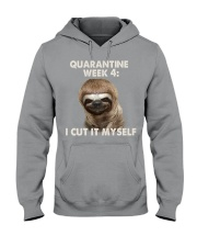 Quarantine Week 4 Hooded Sweatshirt thumbnail