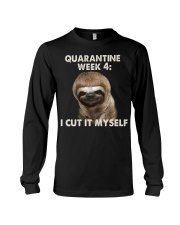 Quarantine Week 4 Long Sleeve Tee thumbnail