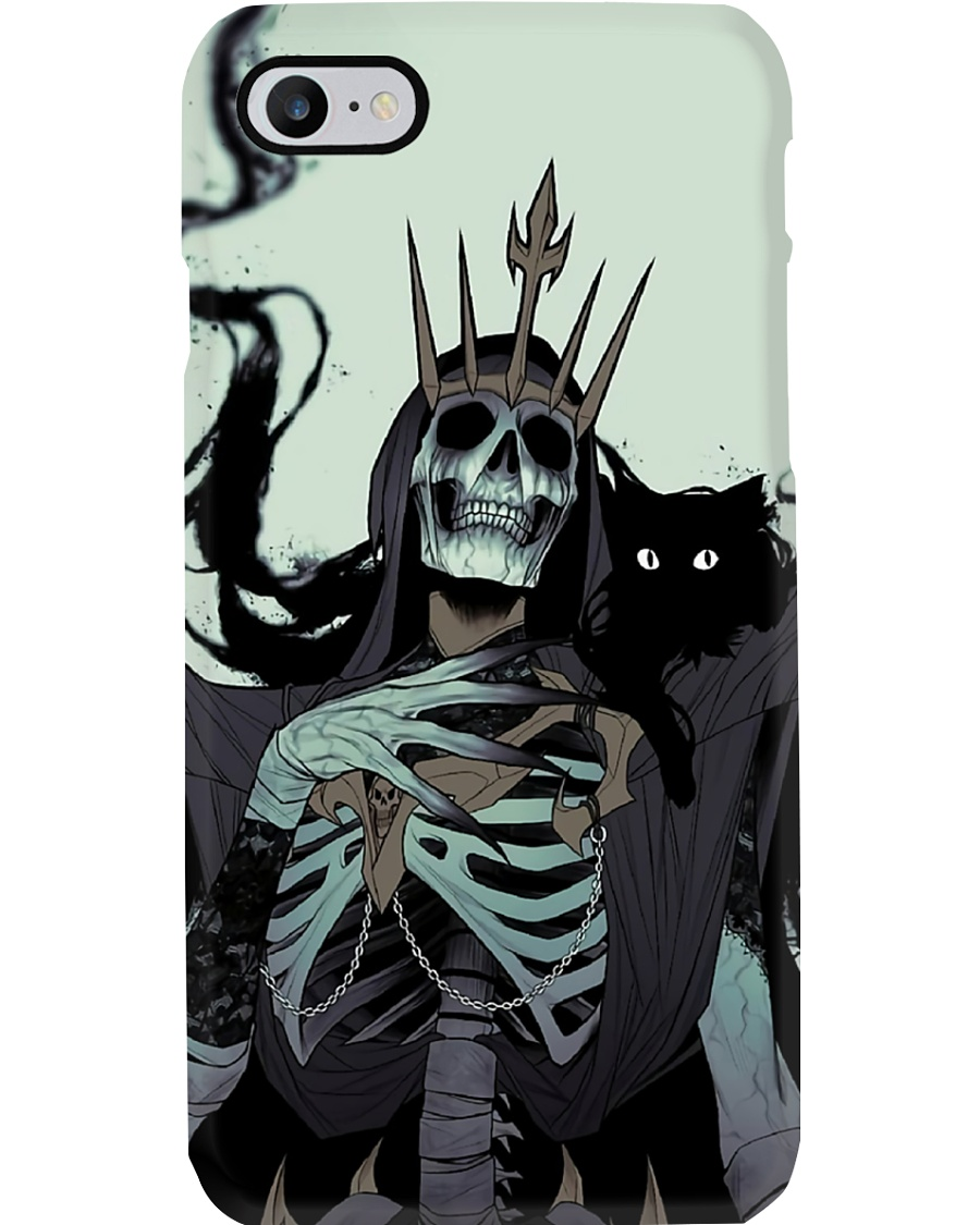 Love Skull Phone Case