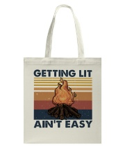 Getting Lit End Easy Tote Bag thumbnail