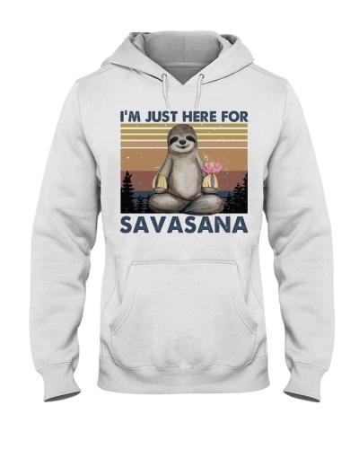 Im Just Here For Savasana