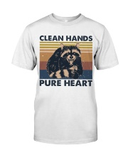 Clean Hands Pure Heart Classic T-Shirt tile