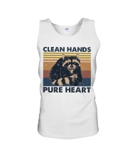 Clean Hands Pure Heart Unisex Tank thumbnail