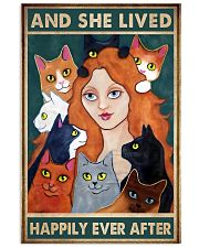 And She Lived Happily 11x17 Poster front