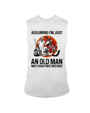 Assuming I'm Just An Old Man Sleeveless Tee thumbnail