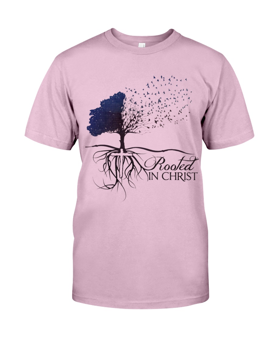Rooted In Christ Classic T-Shirt