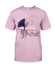 Rooted In Christ Classic T-Shirt front