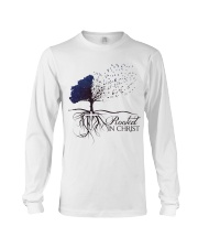 Rooted In Christ Long Sleeve Tee thumbnail