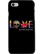 Love As Much as Phone Case thumbnail