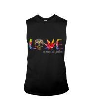 Love As Much as Sleeveless Tee thumbnail