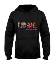 Love As Much as Hooded Sweatshirt thumbnail