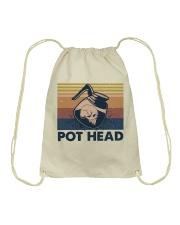 Pot Hot Drawstring Bag thumbnail