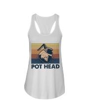 Pot Hot Ladies Flowy Tank thumbnail