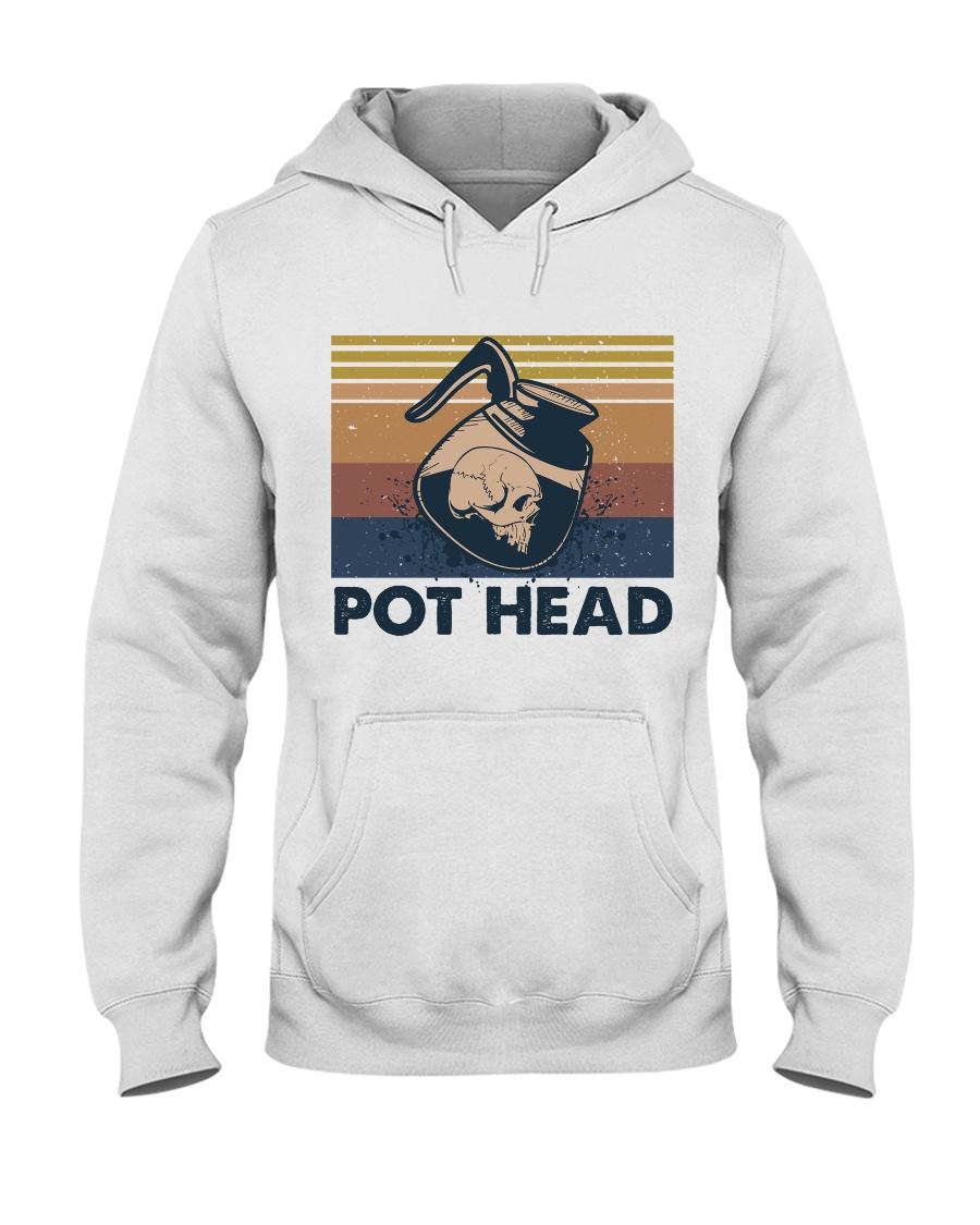Pot Hot Hooded Sweatshirt