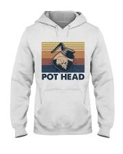 Pot Hot Hooded Sweatshirt front