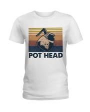 Pot Hot Ladies T-Shirt thumbnail