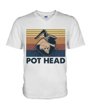 Pot Hot V-Neck T-Shirt thumbnail