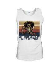 Eff You See Key Unisex Tank thumbnail