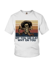 Eff You See Key Youth T-Shirt thumbnail
