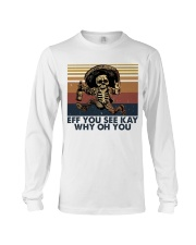Eff You See Key Long Sleeve Tee thumbnail