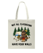 Not All Classrooms Have Four Walls Tote Bag thumbnail