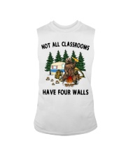 Not All Classrooms Have Four Walls Sleeveless Tee thumbnail