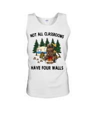 Not All Classrooms Have Four Walls Unisex Tank thumbnail