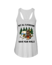 Not All Classrooms Have Four Walls Ladies Flowy Tank thumbnail