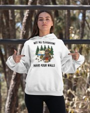Not All Classrooms Have Four Walls Hooded Sweatshirt apparel-hooded-sweatshirt-lifestyle-05