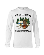 Not All Classrooms Have Four Walls Long Sleeve Tee thumbnail
