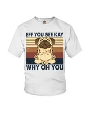 Eff You See Key Youth T-Shirt thumbnail