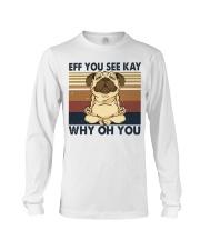 Eff You See Key Long Sleeve Tee thumbnail