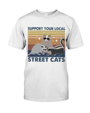 Support Your Local Classic T-Shirt thumbnail