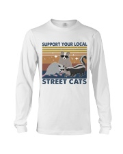 Support Your Local Long Sleeve Tee thumbnail