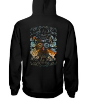 Laugh As Much Hooded Sweatshirt thumbnail