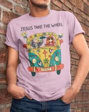 Jesus Take The Wheel Classic T-Shirt apparel-classic-tshirt-lifestyle-26