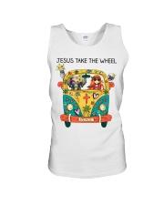 Jesus Take The Wheel Unisex Tank thumbnail