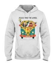 Jesus Take The Wheel Hooded Sweatshirt thumbnail