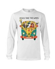 Jesus Take The Wheel Long Sleeve Tee thumbnail