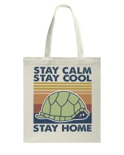 Stay Calm Stay Cool Tote Bag thumbnail