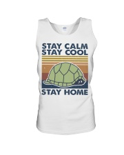 Stay Calm Stay Cool Unisex Tank thumbnail