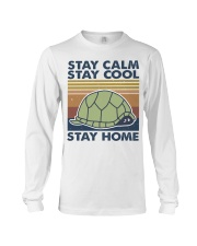 Stay Calm Stay Cool Long Sleeve Tee thumbnail