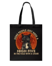 Some People Need A High Five Tote Bag thumbnail