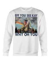 Eff You See Kay Crewneck Sweatshirt thumbnail
